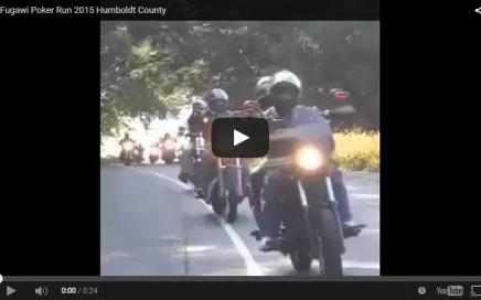 Fugawi Poker Run 2015 Pack Ride Video